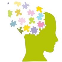 puzzle in testa